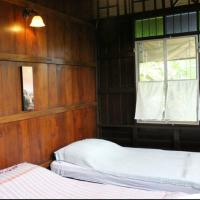 Wooden Room With Aircon