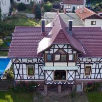 Hotelbilleder: Ferienwohnung Rennsteigblick, Tambach-Dietharz