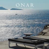 Hotellbilder: Onar Suites Folegandros, Karavostasi