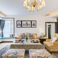 Hotellbilder: Hi day Apartment near Exhibition center and Ping'an IFC, Shenzhen