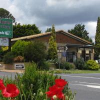 Hotellikuvia: Settlers Motor Inn, Tenterfield