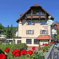 Hotelbilleder: Landgasthof zur Linde, Heimbuchenthal