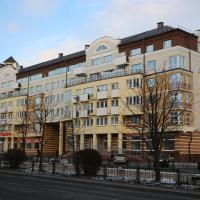 酒店图片: 科斯莫纳夫塔夫街40号公寓, Brest