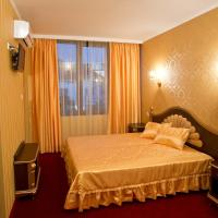 Double or Twin Room with Bath and Free Underground Parking