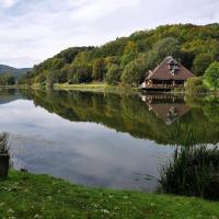 Hotelbilleder: Eifel & See - Ferienwohnungen am Waldsee Rieden/Eifel, Rieden
