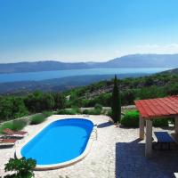 Hotel Pictures: Sea view villa Kod kriza/ with swimming pool, Supetar