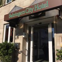 Hotellikuvia: Behringers City Hotel Nürnberg, Nürnberg