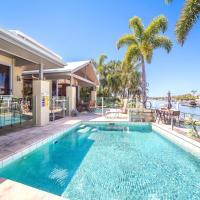 Hotellikuvia: Bribie Island Luxurious canal home!, Banksia Beach