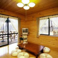 Japanese-Style Cottage (6 Persons)