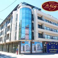 Zdjęcia hotelu: Wing Club Apartments- Center, Jagodina