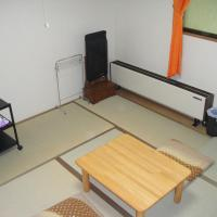 Japanese-Style Twin Room with Shared Bathroom