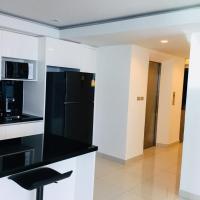 酒店图片: 芭堤雅黄艾买提塔迷人海景奢华两卧室公寓, 北芭堤雅