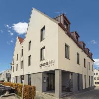 Hotelbilleder: Altstadthotel Kneitinger, Abensberg