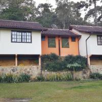 Hotel Pictures: Chalés Sol & Lua, Visconde De Maua