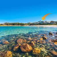Zdjęcia hotelu: Whale View - Grand Luxurious Beachfront Home, Anna Bay