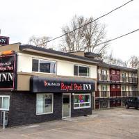 Zdjęcia hotelu: Okanagan Royal Park Inn by Elevate Rooms, Vernon