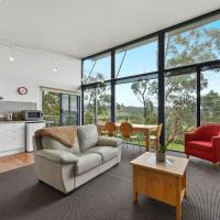 Hotellbilder: Cosy Townhouse for 2 w/ beautiful Tasmanian vista, Grindelwald