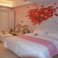 Hotellikuvia: Dongguan Candy Apartment, Dongguan