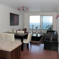 Hotellbilder: Apartamento en Mirador Horizonte, Concón