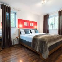 Hotelbilleder: Hotel Villa Rosa, Allershausen