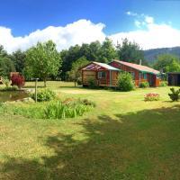 Фотографии отеля: Lodge y Cabañas Vista Hermosa, Futrono