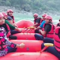 Hotel Pictures: Rishikesh Riverside Camping & Rafting, Rishīkesh