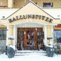 Zdjęcia hotelu: Alpenresidenz Ballunspitze Wellness- & Kinderhotel, Galtür