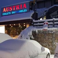 Fotos de l'hotel: Austria Mzaar Chalets, Kfardebian