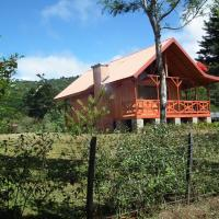 Hotelfoto's: Cabaña del Valle Labrador, Jardín