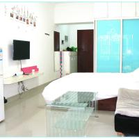 Hotellikuvia: Le Jia Apartment Wan Xiang Branch, Nanning