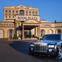Hotellbilder: Royal Plaza Hotel and Casino Kapchagay, Kapchagay