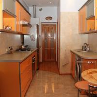 Apartment on Ozarkevycha Street 12