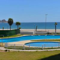 Hotelbilder: Departamento playa Coquimbo - Avda. del Mar, Coquimbo