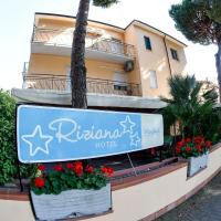 Fotografie hotelů: Hotel Riziana, Cervia