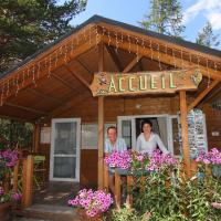 Hotel Pictures: Camping et Spa l'Iscle de Prelles, Saint-Martin-de-Queyrières