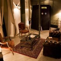 Two-Bedroom Apartment De la Terre à la Lune