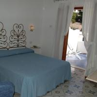 Standard Double or Twin Room with Partial Sea View