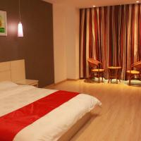 Hotel Pictures: Thank Inn Chain Hotel Jiangxi Fuzhou Linchuan No.1 Middle school, Fuzhou