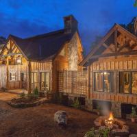 Zdjęcia hotelu: A Mayfly Lodge & Treehouse, Kyle
