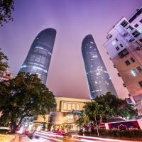 Photos de l'hôtel: 厦门大学世茂海峡双子塔潘多拉海景公寓, Xiamen