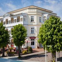 Fotos do Hotel: Villa Fernsicht - Penthouse, Ostseebad Sellin