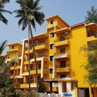 Hotellikuvia: 2 bedroom apartment Candolim, Candolim