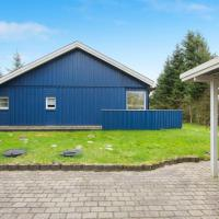 Fotografie hotelů: Three-Bedroom Holiday Home in Hals, Hals