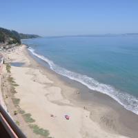 Hotellbilder: Depto Frente Playa Tomé, Tomé
