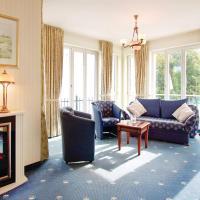 酒店图片: One-Bedroom Apartment in Seebad Ahlbeck, 塞巴特阿尔贝克