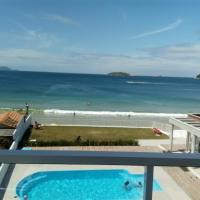 Hotel Pictures: Apto Frente Mar para 6, Florianópolis