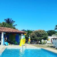 Hotel Pictures: Hostel Sitiofelizcidade, Guarajuba