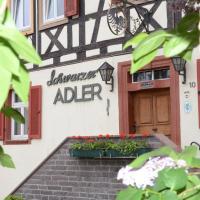 Hotelbilleder: Landhotel Schwarzer Adler, Tiefenbronn