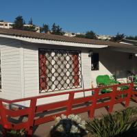 Фотографии отеля: Casa en Laguna Zapallar 001, Сапальяр