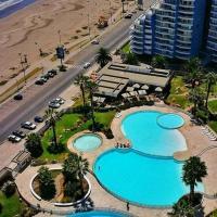Hotelfoto's: Departamento Jardin Del Mar y Spa 009, Coquimbo